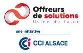 logo OFFREUR DE SOLUTIONS - USINE DU FUTUR